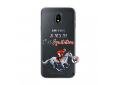 Coque Samsung Galaxy J3 2017 Je Peux Pas J Ai Equitation