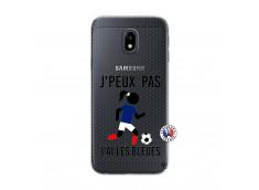 Coque Samsung Galaxy J3 2017 Je Peux Pas J Ai Les Bleues Maillot