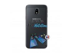 Coque Samsung Galaxy J3 2017 Je Peux Pas J Ai Natation