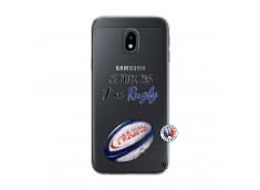 Coque Samsung Galaxy J3 2017 Je Peux Pas J Ai Rugby