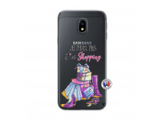 Coque Samsung Galaxy J3 2017 Je Peux Pas J Ai Shopping