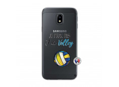 Coque Samsung Galaxy J3 2017 Je Peux Pas J Ai Volley