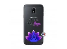 Coque Samsung Galaxy J3 2017 Je Peux Pas J Ai Yoga