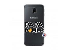 Coque Samsung Galaxy J3 2017 Papa Poule