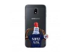 Coque Samsung Galaxy J3 2017 Papa Super Heros