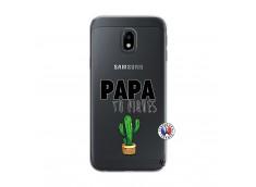 Coque Samsung Galaxy J3 2017 Papa Tu Piques