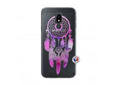 Coque Samsung Galaxy J3 2017 Purple Dreamcatcher