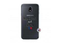 Coque Samsung Galaxy J3 2017 Rien A Foot Allez Lyon