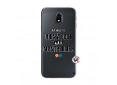 Coque Samsung Galaxy J3 2017 Rien A Foot Allez Montpellier