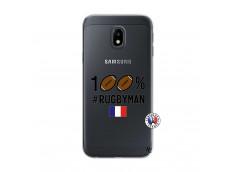 Coque Samsung Galaxy J3 2017 100% Rugbyman