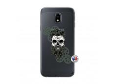 Coque Samsung Galaxy J3 2017 Skull Hipster