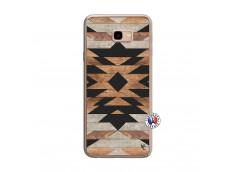 Coque Samsung Galaxy J4 Plus Aztec Translu