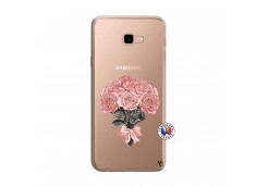 Coque Samsung Galaxy J4 Plus Bouquet de Roses