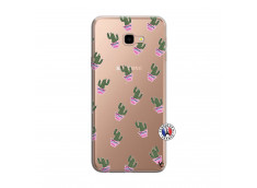 Coque Samsung Galaxy J4 Plus Cactus Pattern