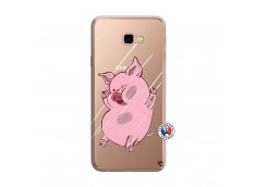 Coque Samsung Galaxy J4 Plus Pig Impact