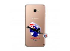 Coque Samsung Galaxy J4 Plus Coupe du Monde Rugby-Australia