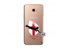Coque Samsung Galaxy J4 Plus Coupe du Monde Rugby-England