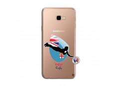 Coque Samsung Galaxy J4 Plus Coupe du Monde Rugby Fidji