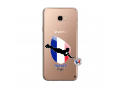Coque Samsung Galaxy J4 Plus Coupe du Monde de Rugby-France