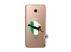 Coque Samsung Galaxy J4 Plus Coupe du Monde Rugby-Ireland