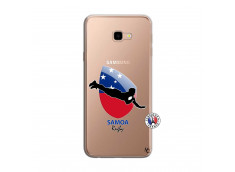 Coque Samsung Galaxy J4 Plus Coupe du Monde Rugby-Samoa
