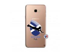 Coque Samsung Galaxy J4 Plus Coupe du Monde Rugby-Scotland
