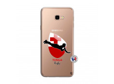 Coque Samsung Galaxy J4 Plus Coupe du Monde Rugby-Tonga