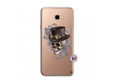 Coque Samsung Galaxy J4 Plus Dandy Skull
