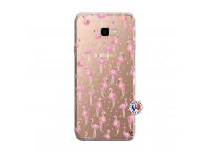 Coque Samsung Galaxy J4 Plus Flamingo