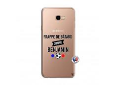 Coque Samsung Galaxy J4 Plus Frappe De Batard Comme Benjamin