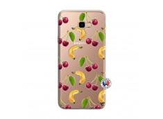 Coque Samsung Galaxy J4 Plus Hey Cherry, j'ai la Banane