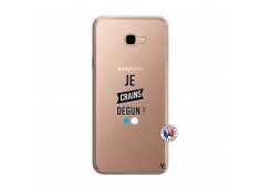 Coque Samsung Galaxy J4 Plus Je Crains Degun