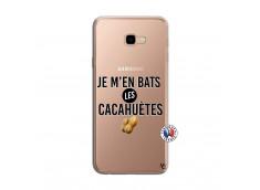 Coque Samsung Galaxy J4 Plus Je M En Bas Les Cacahuetes