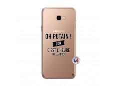 Coque Samsung Galaxy J4 Plus Oh Putain C Est L Heure De L Apero