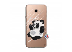Coque Samsung Galaxy J4 Plus Panda Impact