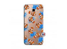 Coque Samsung Galaxy J4 Plus Poisson Clown