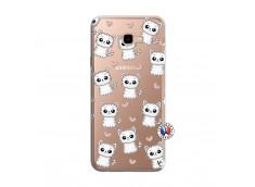 Coque Samsung Galaxy J4 Plus Petits Chats