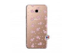 Coque Samsung Galaxy J4 Plus Petits Moutons