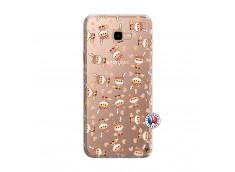Coque Samsung Galaxy J4 Plus Petits Renards