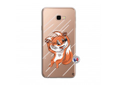 Coque Samsung Galaxy J4 Plus Fox Impact