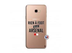 Coque Samsung Galaxy J4 Plus Rien A Foot Allez Arsenal