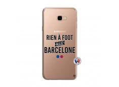 Coque Samsung Galaxy J4 Plus Rien A Foot Allez Barcelone