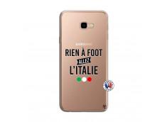 Coque Samsung Galaxy J4 Plus Rien A Foot Allez L'Italie