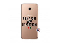 Coque Samsung Galaxy J4 Plus Rien A Foot Allez Le Portugal