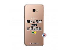 Coque Samsung Galaxy J4 Plus Rien A Foot Allez Le Senegal
