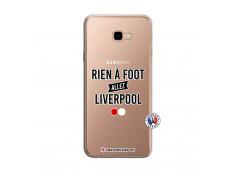 Coque Samsung Galaxy J4 Plus Rien A Foot Allez Liverpool