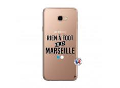 Coque Samsung Galaxy J4 Plus Rien A Foot Allez Marseille