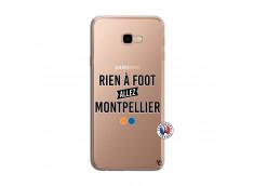 Coque Samsung Galaxy J4 Plus Rien A Foot Allez Montpellier