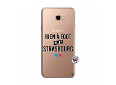 Coque Samsung Galaxy J4 Plus Rien A Foot Allez Strasbourg