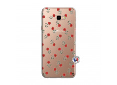 Coque Samsung Galaxy J4 Plus Rose Pattern